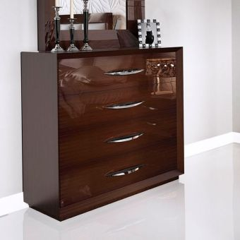 ✅ Carmen Single Dresser Walnut | VivaSalotti.com | pic4