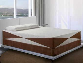 Primo International Cool Breeze 10-inch Gel Memory Foam Mattress