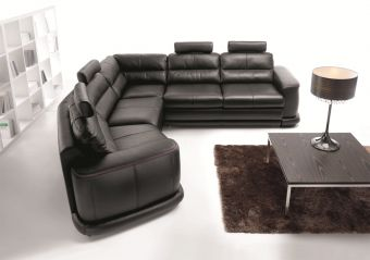 ✅ Camino Left Contemporary Sectional by ESF | VivaSalotti.com | pic