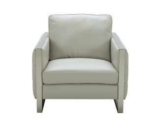 ✅ Constantin Chair in Light Grey | VivaSalotti.com | pic3