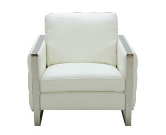 ✅ Constantin Chair in White | VivaSalotti.com | pic3