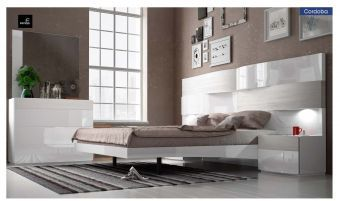 ✅ Cordoba King Size Bed by ESF | VivaSalotti.com | pic1
