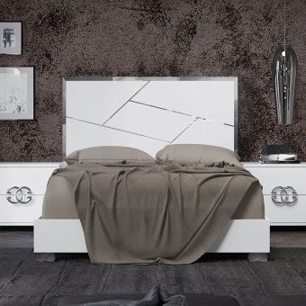 ✅ Dafne Queen Size Bed by ESF | VivaSalotti.com | pic