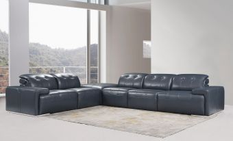 ✅ Davide Sectional Blue | VivaSalotti.com | pic4