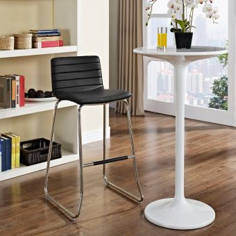 Dive Bar Stool (Black)