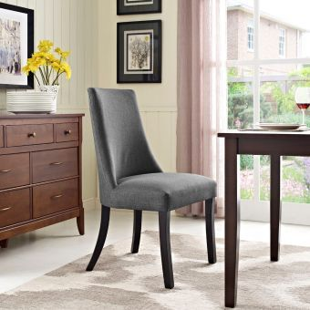 Reverie Dining Side Chair (Gray)
