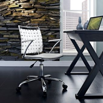 Fuse Office Chair (White)