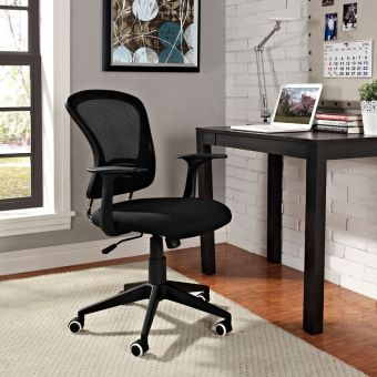 Poise Office Chair (Black)