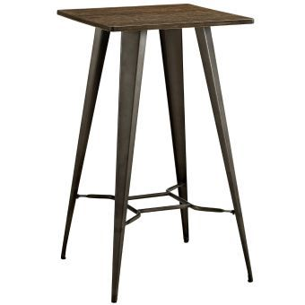 Direct Bar Table (Brown)