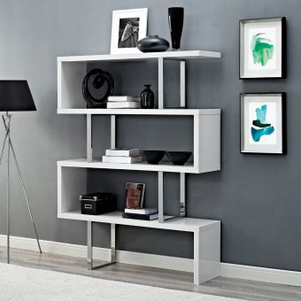 Meander Stand (White)