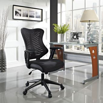 Clutch Office Chair (Black)