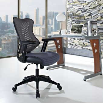 Clutch Office Chair (Gray)