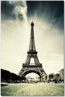 ✅ Wall Art Eiffel Tower | VivaSalotti.com | pic1