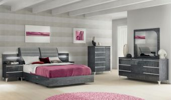 ✅ Elite Bedroom Set by ESF | VivaSalotti.com | pic