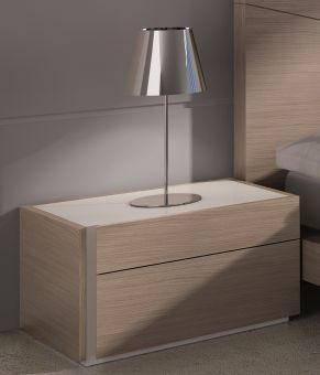 ✅ Evora Left Facing Night Stand | VivaSalotti.com | pic