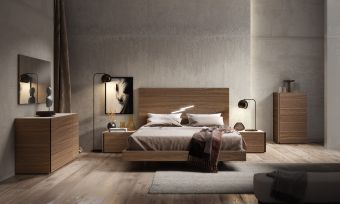 ✅ Faro Premium Bedroom Set Walnut | VivaSalotti.com | pic9