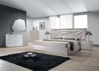 ✅ Florence Queen Size Bed | VivaSalotti.com | pic1
