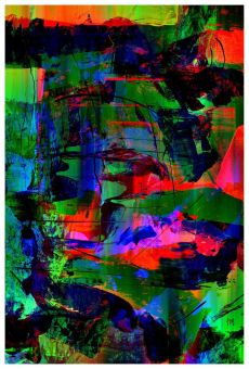 FRUSTRATION - Limited Edition of 1 Artwork by Scott Gieske