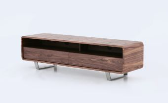 ✅ Greenwich TV Base in Walnut | VivaSalotti.com | pic2