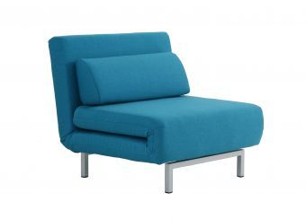 ✅ LK06-1 Sofa Bed In Teal | VivaSalotti.com | pic1