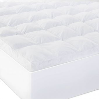 "Isolus 3"" Down Alternative Mattress Topper, Twin XL"