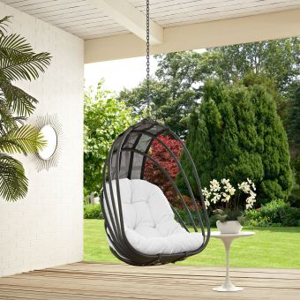 ✅ Whisk Outdoor Patio Swing Chair Without Stand | VivaSalotti.com | pic