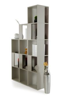✅ Modrest Elevate 2 Modern Grey Display Unit | VivaSalotti.com | pic