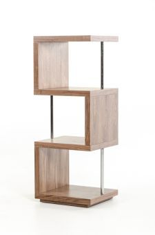 ✅ Modrest Stage 1 Modern Walnut Wall Unit | VivaSalotti.com | pic