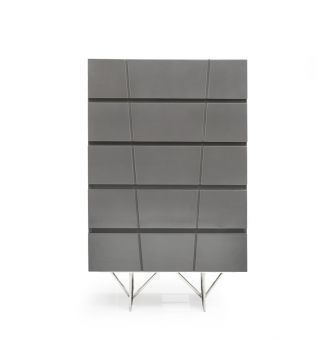 ✅ Modrest Chrysler Modern Grey Chest | VivaSalotti.com | pic
