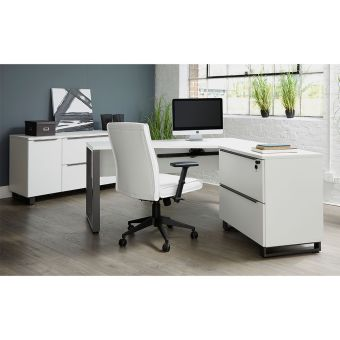 ✅ Kalmar White 2 Drawer Lateral File | VivaSalotti.com | pic3