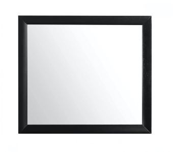 Linda Mirror, Black