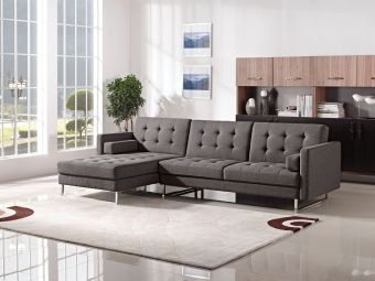 ✅ 1471 Left Sectional with Bed by ESF | VivaSalotti.com | pic