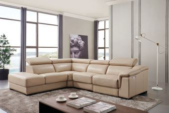 ✅ 760 Left Sectional with Electric Recliner by ESF | VivaSalotti.com | pic8