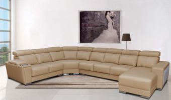 ✅ 8312 Right Sectional with Sliding Seats by ESF | VivaSalotti.com | pic6