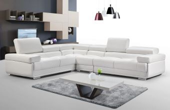 ✅ 2119 Left Sectional White by ESF | VivaSalotti.com | pic7