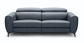 Lorenzo Sofa in Blue Grey