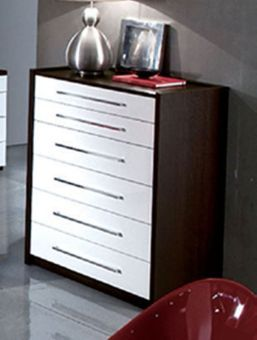 ✅ Luxury 6 Drawer Chest by ESF | VivaSalotti.com | pic2