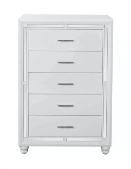 Mackenzie Chest, White