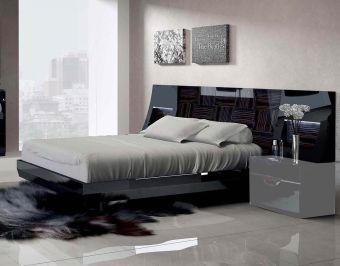 ✅ Marbella King Size Platform Bed by ESF | VivaSalotti.com | pic12
