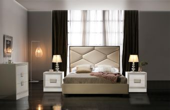 Veronica Storage Bed by ESF