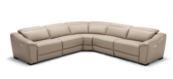 ✅ Nova Motion Sectional In Dark Grey | VivaSalotti.com | pic4