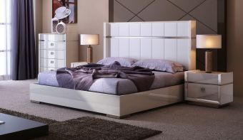 Paris Queen Bed