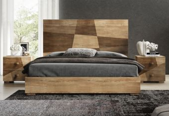 ✅ Picasso Queen Size Bed by ESF | VivaSalotti.com | pic1