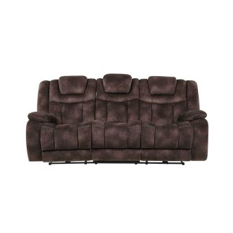 U1706 Power Reclining Sofa W/ DDT, Power Headrest, & USB