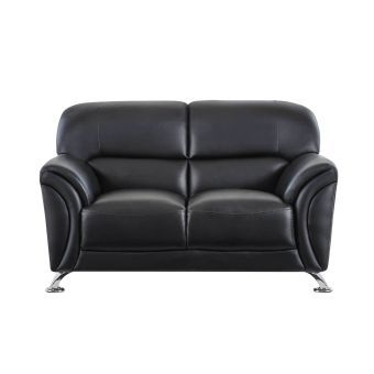 U9103 Loveseat Black