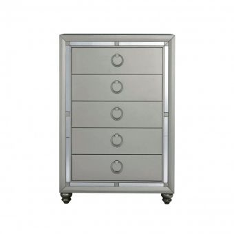 Riley Chest, Silver