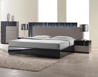 Roma Queen Size Bed