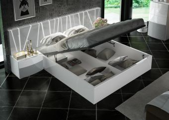✅ Ronda Salvador Panel Wall Bed by ESF | VivaSalotti.com | pic