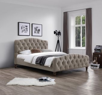 Sandra Platform King Bed