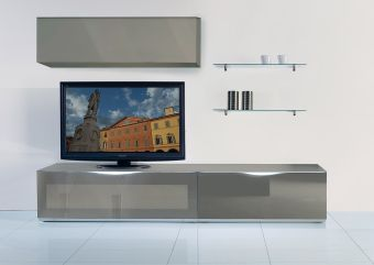 Modrest Modena MO-USA2 Grey TV Entertainment System